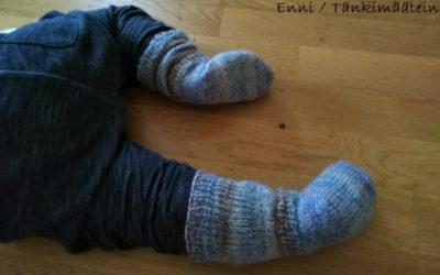 Varpaasta varteen – syksyn ensimmäiset villasukat
