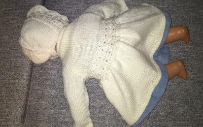Jakku ja myssy – Tilaussetti vauvalle
