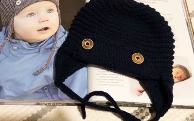 Lentäjänlakin Pikkuveli (Klompelompe) Cotton Merinosta